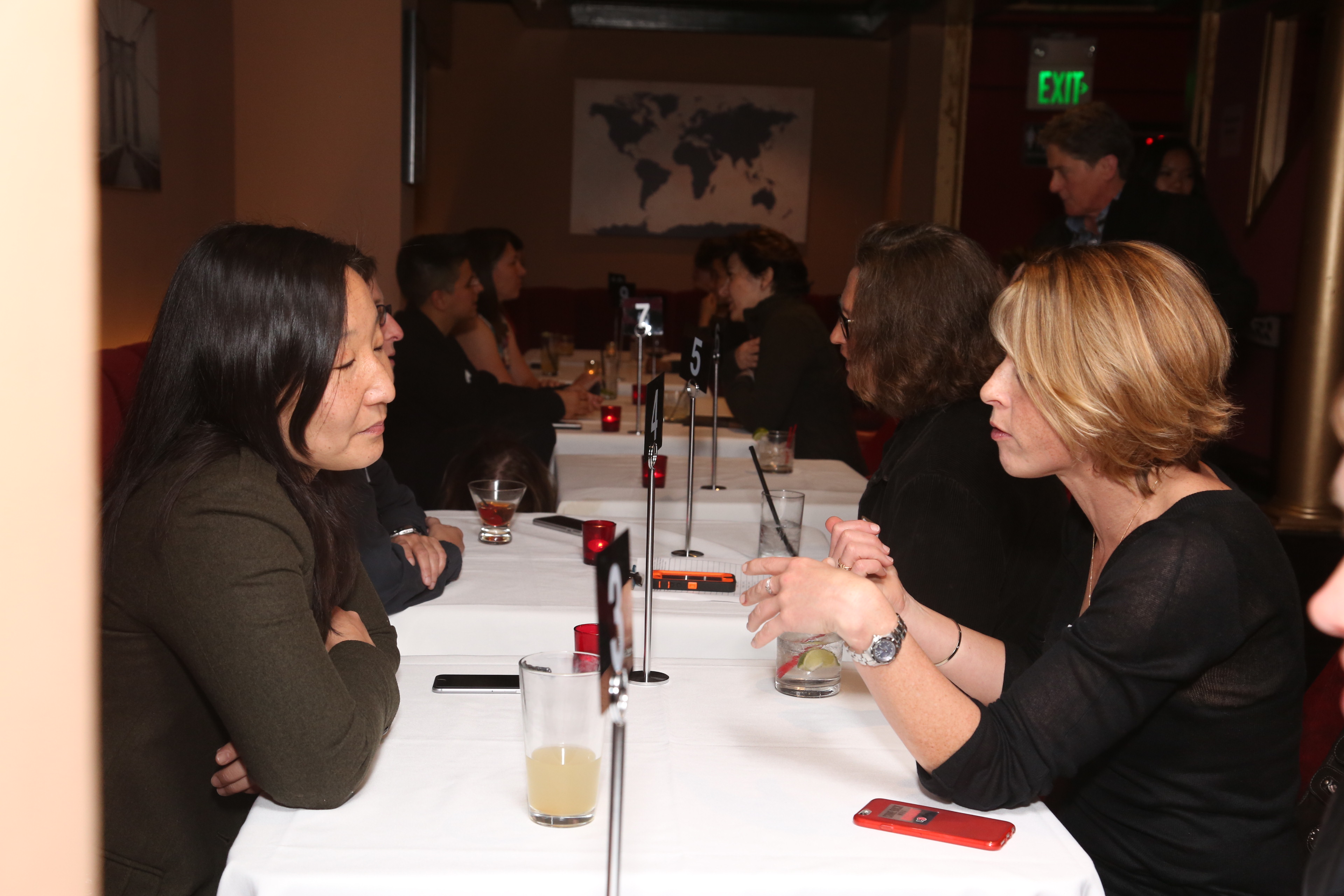 Speed dating events bay area