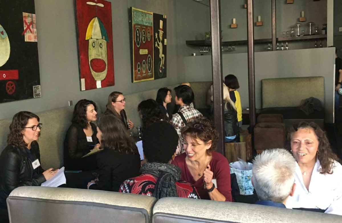 lesbian speed dating oakland