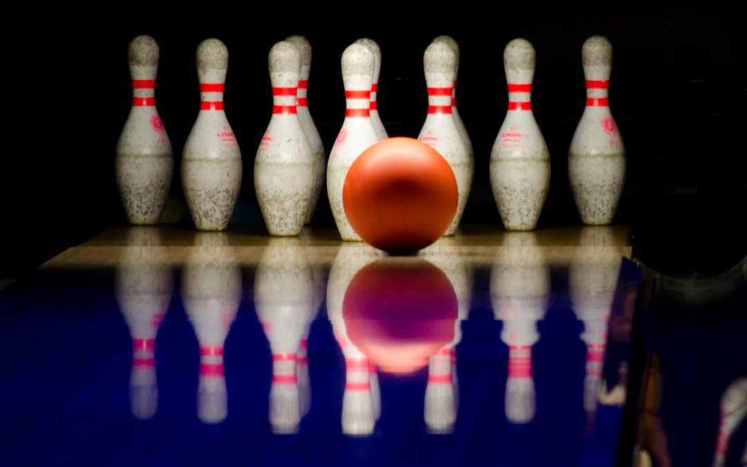 Boys bowlers roll season-high in loss to Perkins