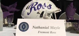 Nate Mayle – National Football Foundation Award Winner