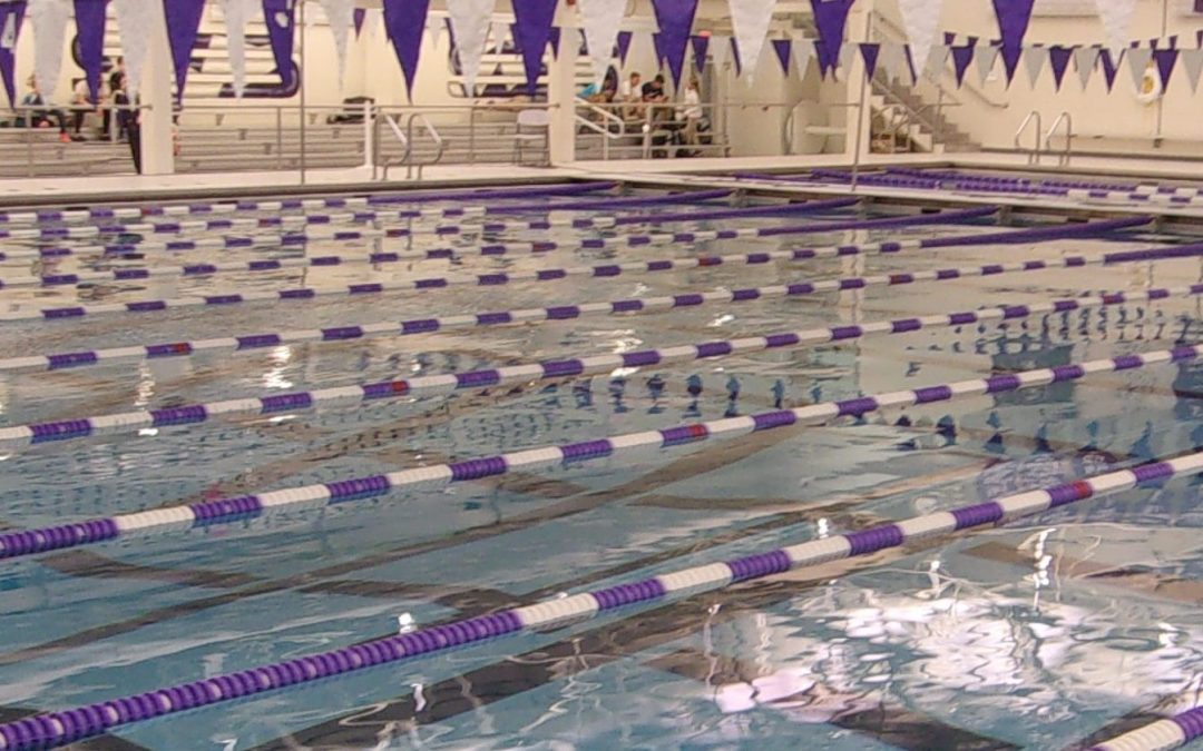 Lady Giant swimmers win NWOAC relays; Boys take 2nd
