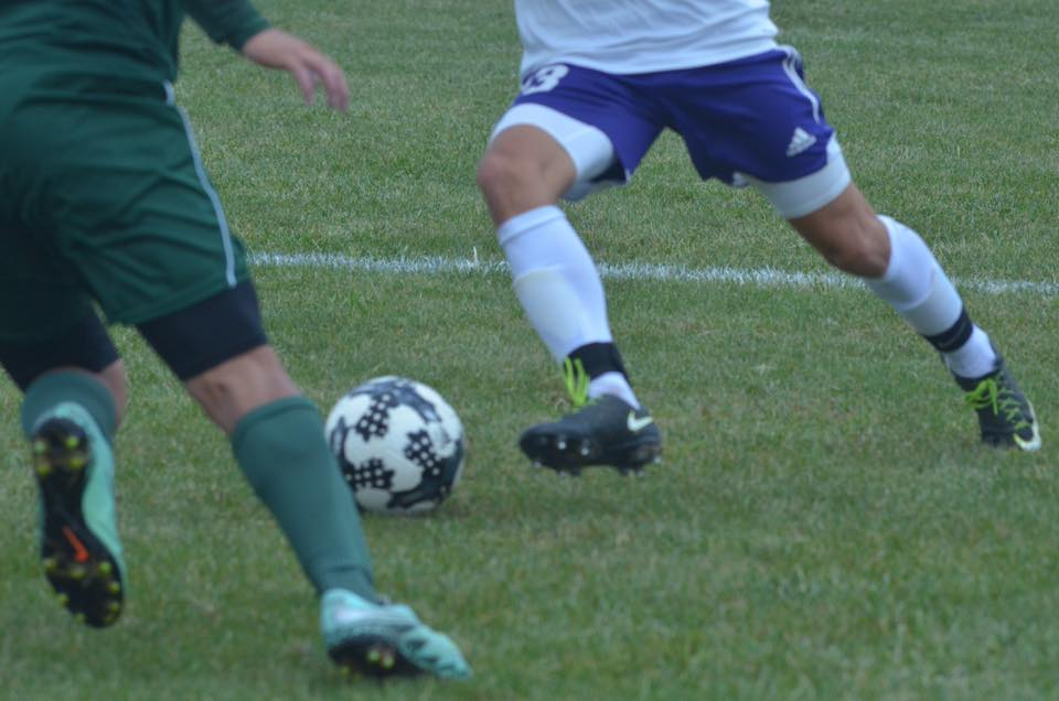 Boys soccer beats Old Fort, clinches at least a .500 record
