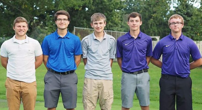 Seniors leave their mark on Little Giant golf program and its coach