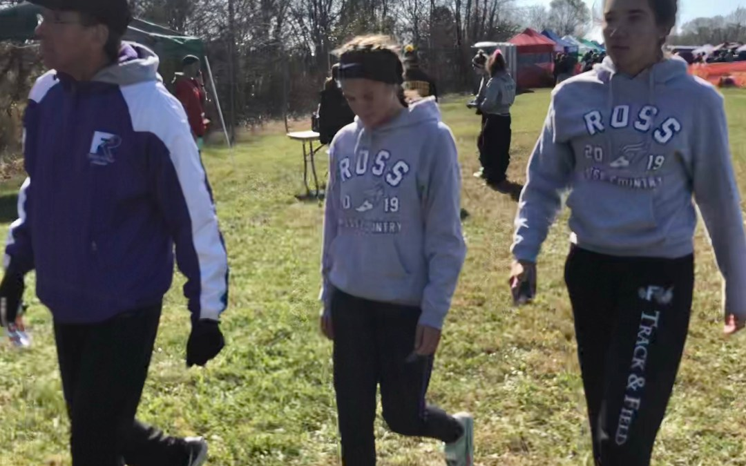McKela Elder, Mackenzie Smith close out CC season at state meet