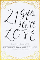 21 Father's Day Gifts He'll Love