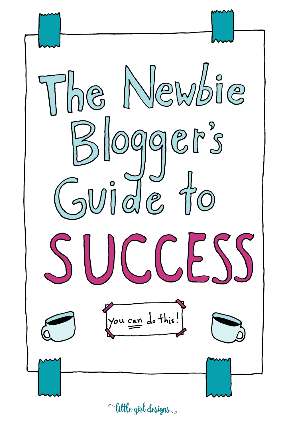 This new blogger started making money from her blog her first year! She teaches you how to set up your newsletter, reach out to brands, much more. Love this!