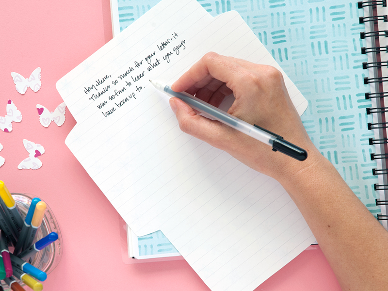 The {10 Minute} Letter-writing Retreat - Letter-writing has never been this much fun! Learn more at https://gumroad.com/l/Lftg