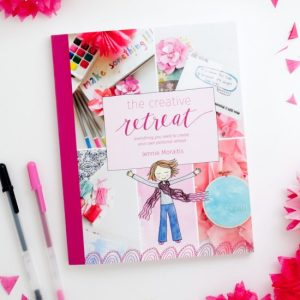 The Creative Retreat Paperback Book