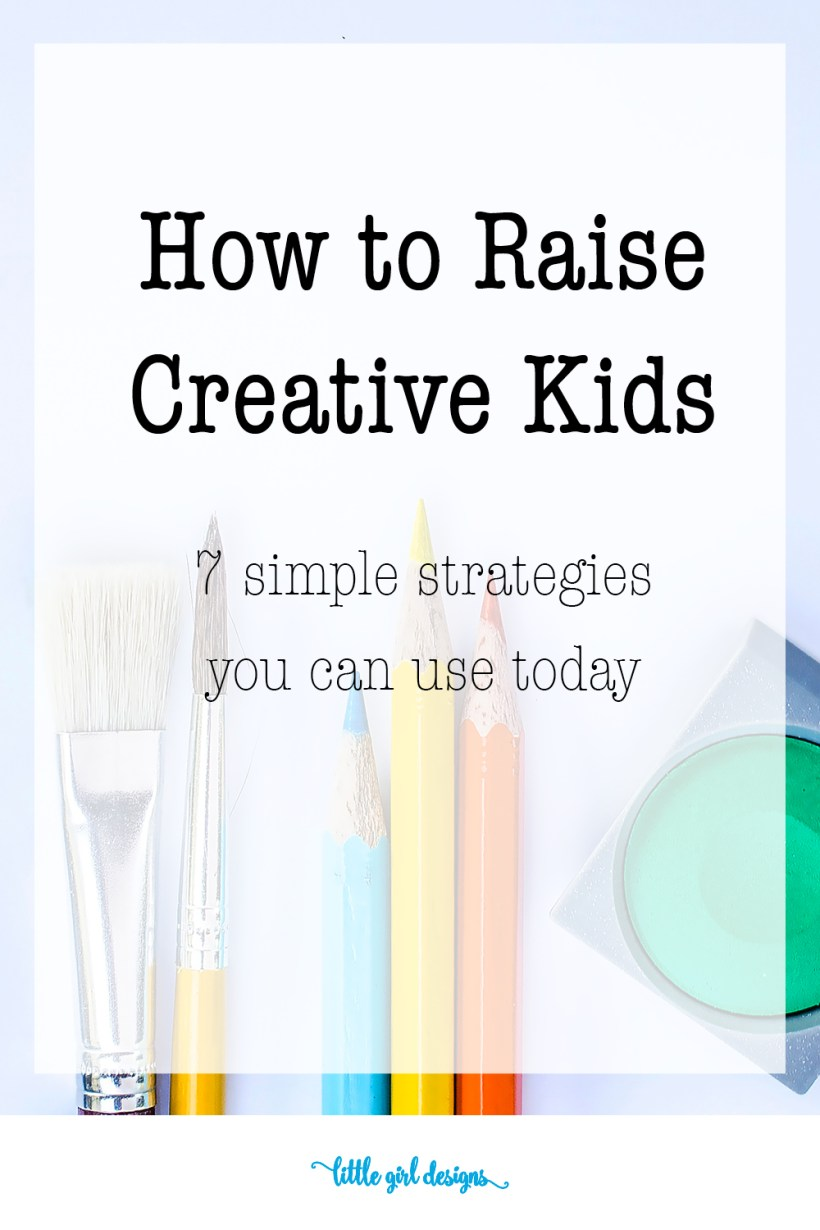 Thank you! I like the idea of raising creative kids but I don't have time to prep craft projects and holiday-themed art projects for kids. This post took the guilt trip away and actually gave me ideas that I can use today. My kids are going to love this!