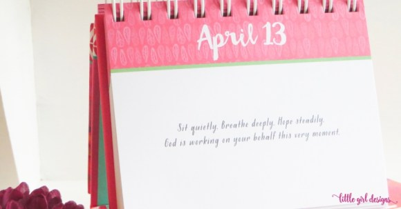 This was what I needed to hear! I've been waiting to go on a retreat when this post helped me realize I could just start making them NOW. Also, I LOVE the journal in this post!