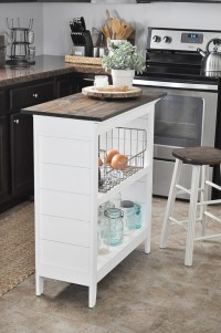[easy kitchen island]