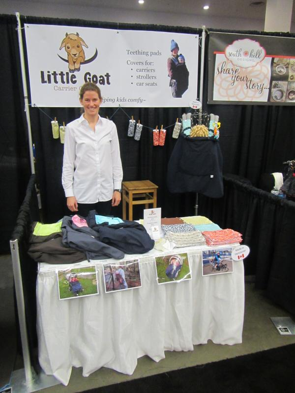 Exhibiting at the Vancouver Baby and Family Fair