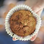 Biscuits sains #1 : muffins de blé complet aux bananes