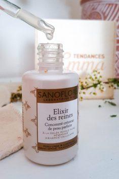 littlegreenbee-elixir des reines-sanoflore