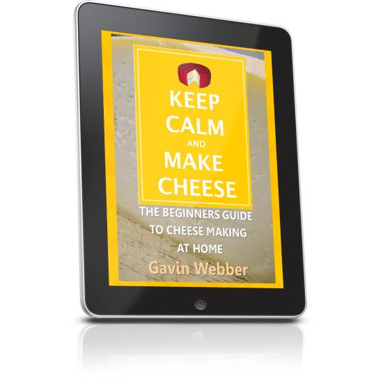 cheese making ebook