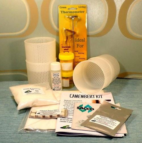 Camembert Kit