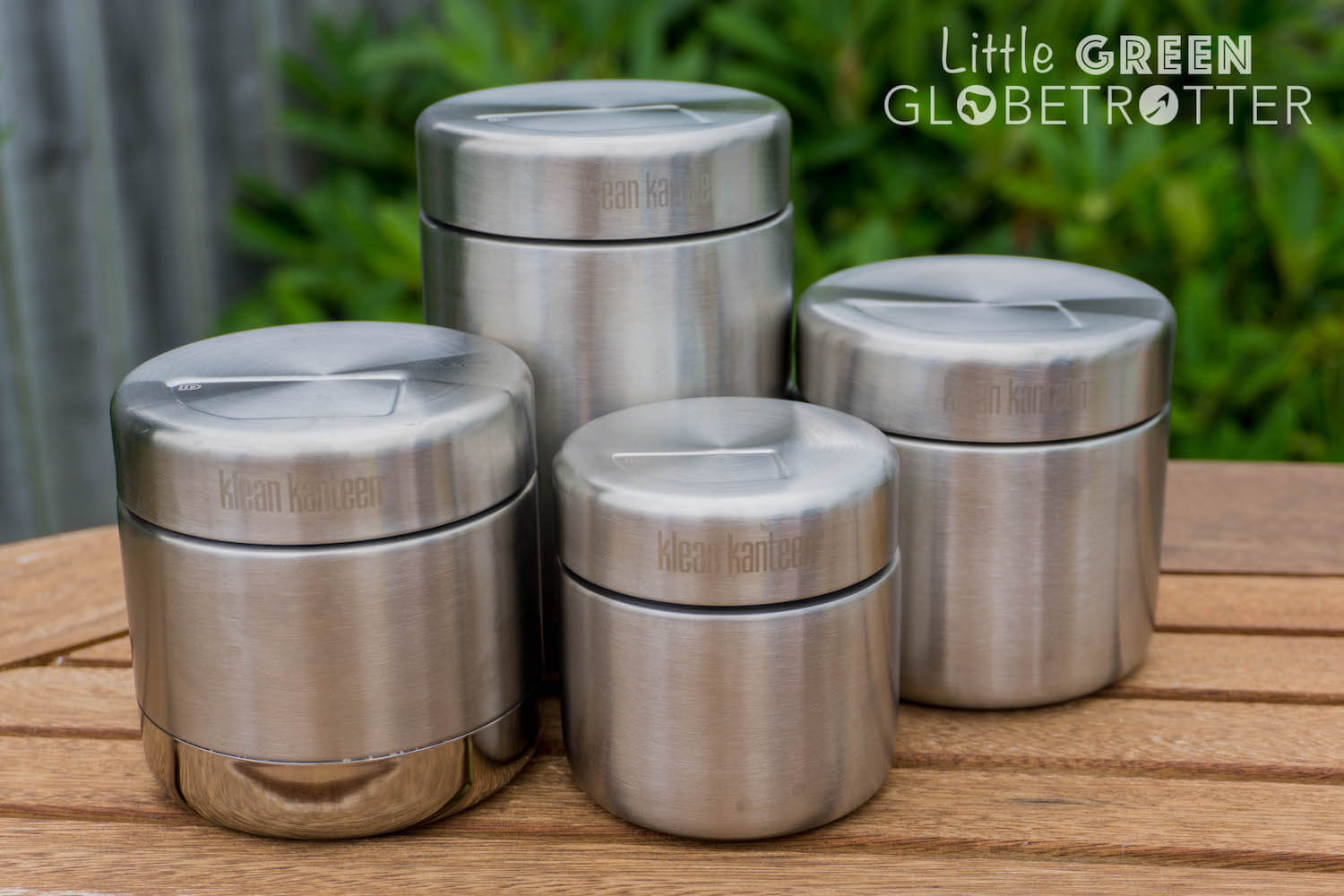 Klean Kanteen canisters