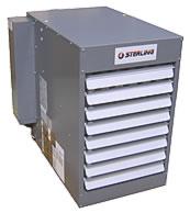 Sterling GG, TF, & GF Gas Garage Heaters / Furnaces