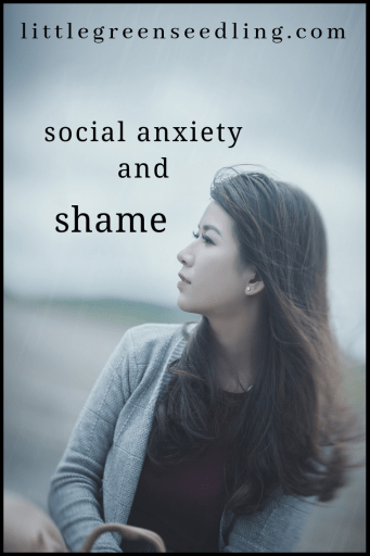 #Socialanxiety sufferers often experience crippling shame and embarrassment. Why doesn't anybody seem to be talking about this? #mentalhealth