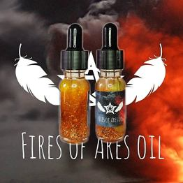 fires of ares oil