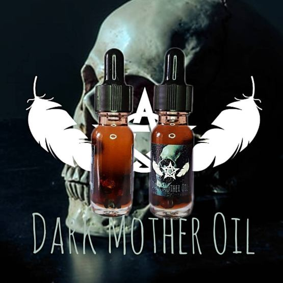 dark mother dark magic oil