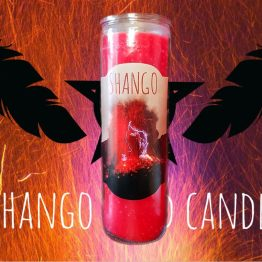 Shango fixed candle