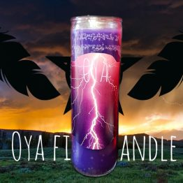 oya fixed candle
