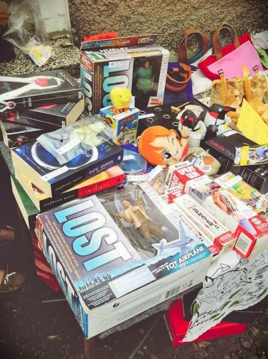 Toys from Aldo of Zero Toys