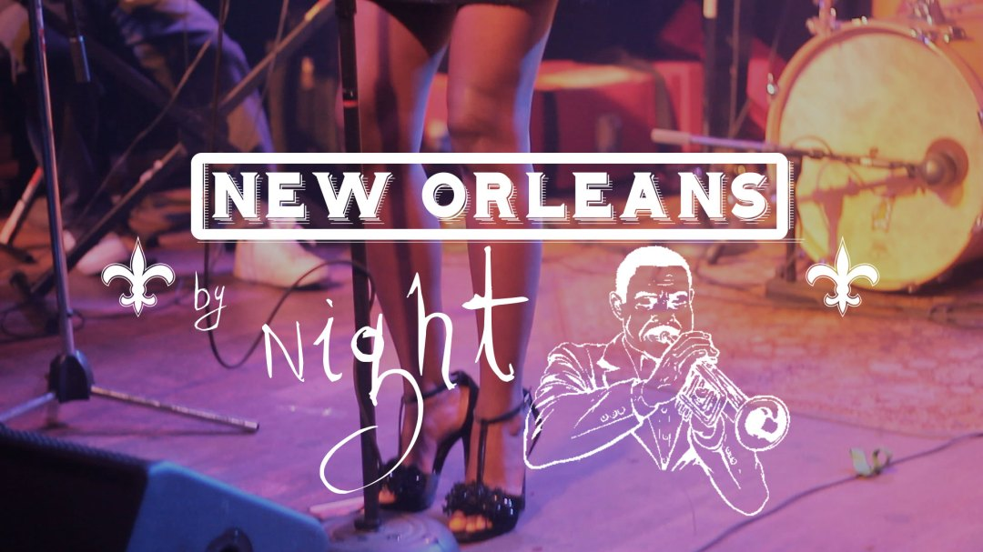 New Orleans by night // music