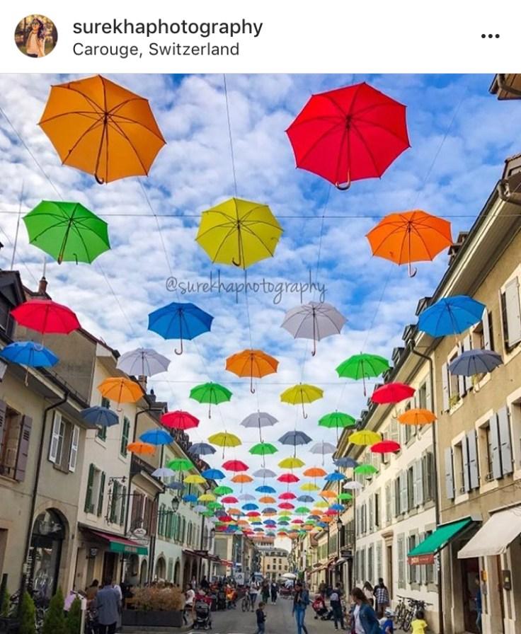 best Instagram spots in Geneva