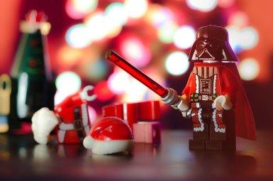 Il ne peut y avoir qu'un seul Père Noël