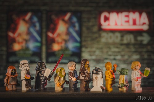 File d'attente pour Star Wars VII