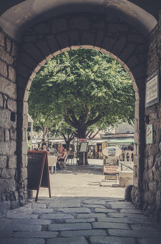 Corse - sartene