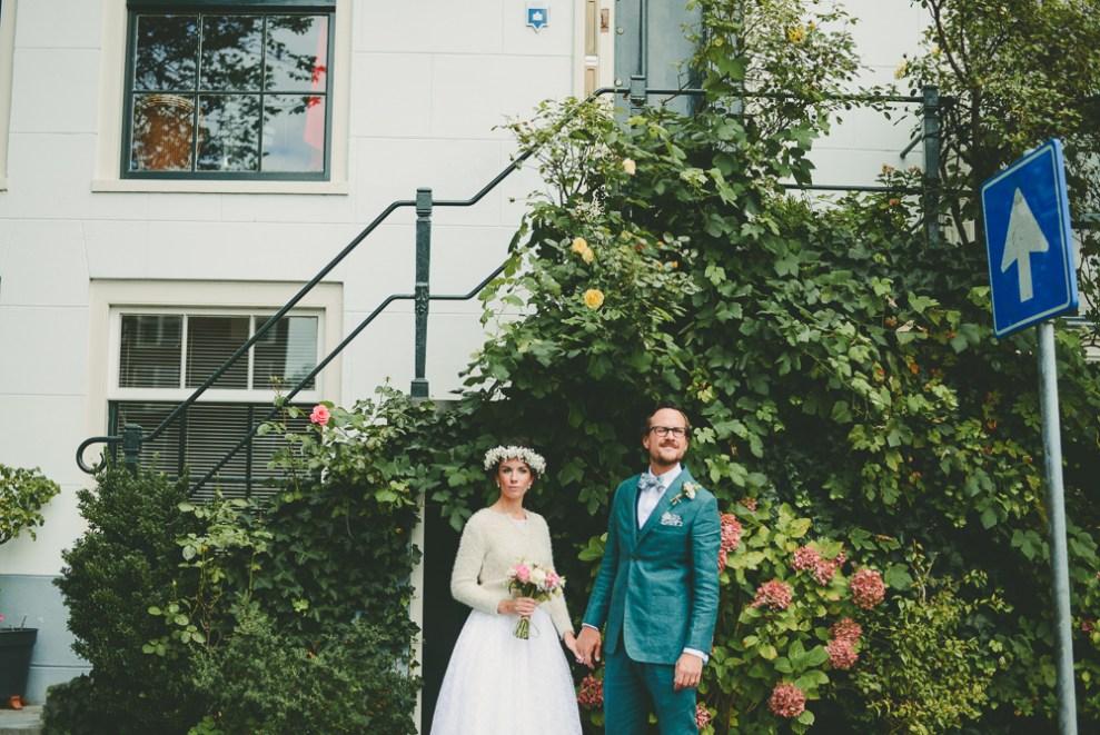 Wedding Amsterdam Canals Bruiloft