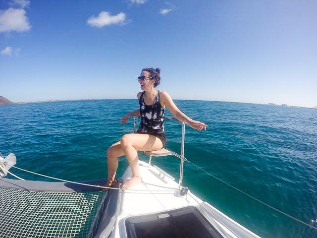 Fuerteventura surfing travel canary islands Isla de Lobos