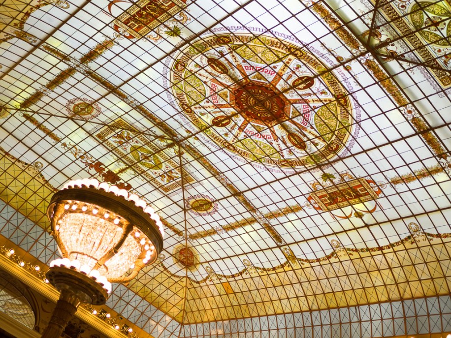 Moscow Russia Travel Weekend Metropol Hotel