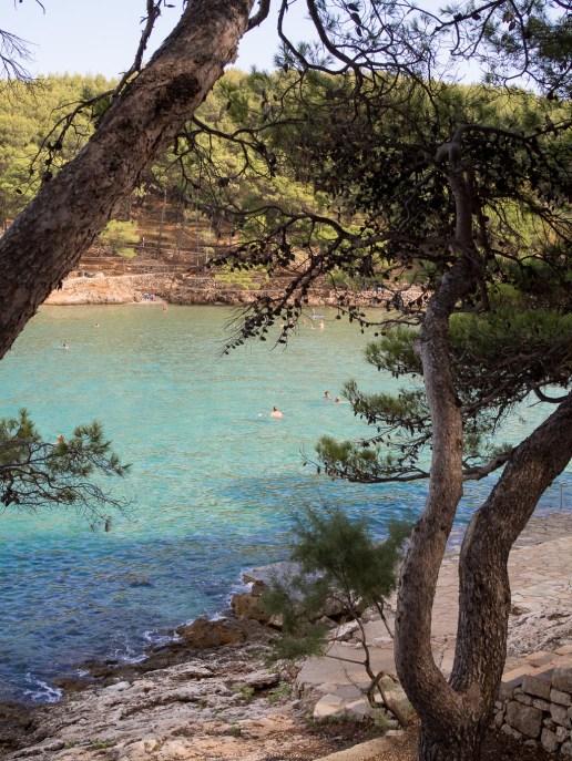 Croatia Travel Hvar Europe Island Babymoon VW Beetle Road Trip Jelsa