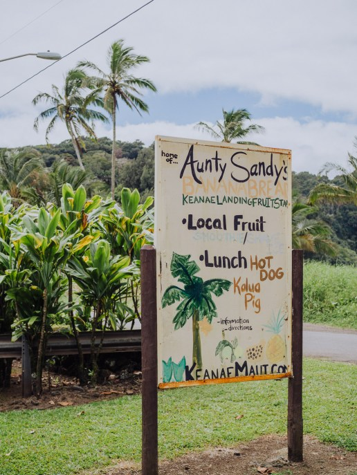 Maui Hawaii Paia Road To Hana Travel
