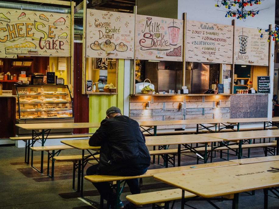 Aarhus Denmark Street Food Travel