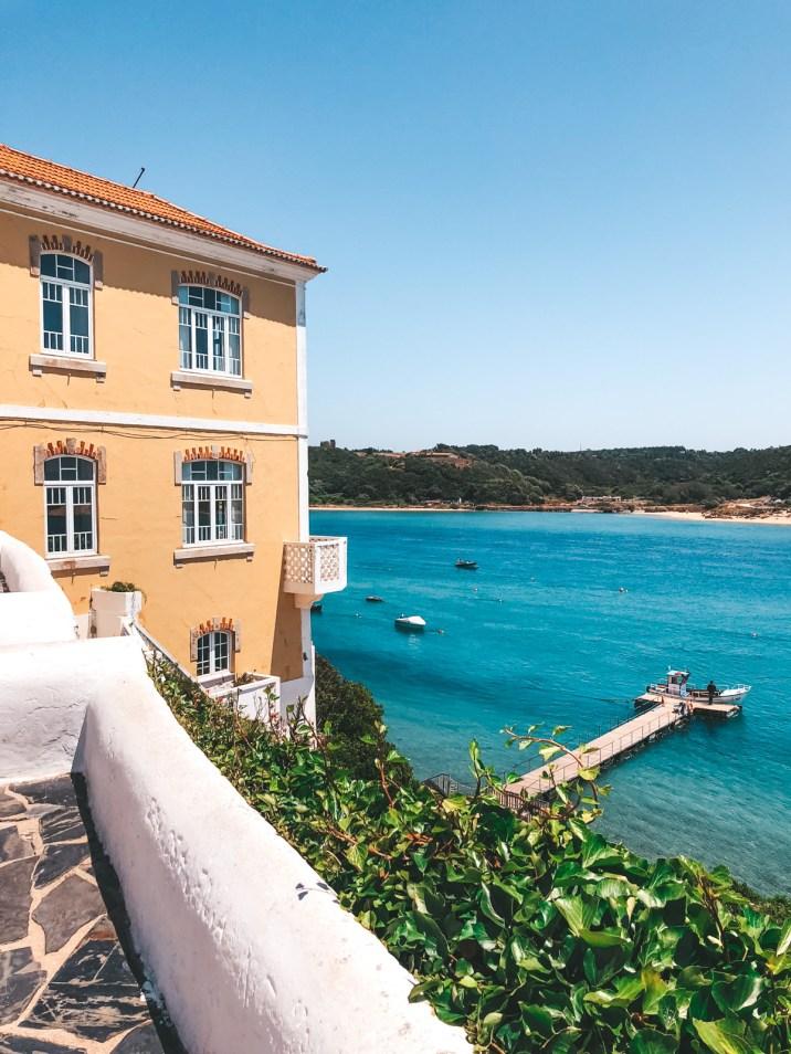 Algarve Portugal Vila Nova de Milfontes Travel
