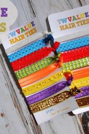 Young Women Value Hair Ties