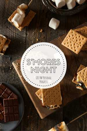Personal Progress S'mores Idea