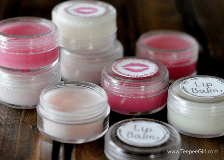Homemade Lip Gloss