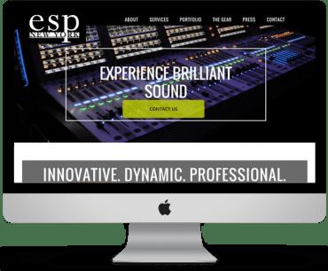 ESP NY, Sound and Light