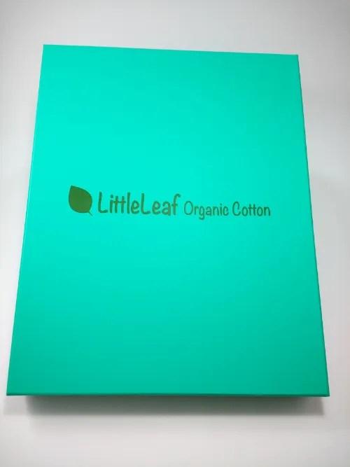 Littleleaf organic cotton gift box