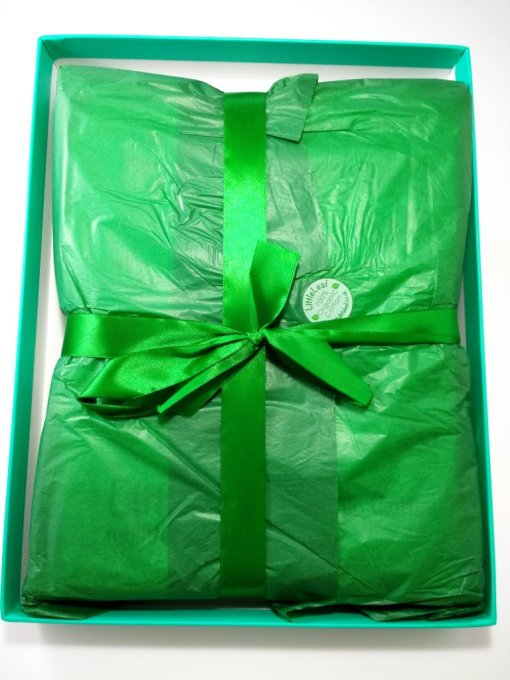 Littleleaf organic cotton gift box tissue paper