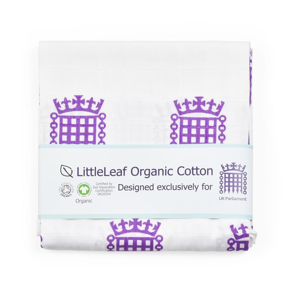 UK Parliament Baby Muslin