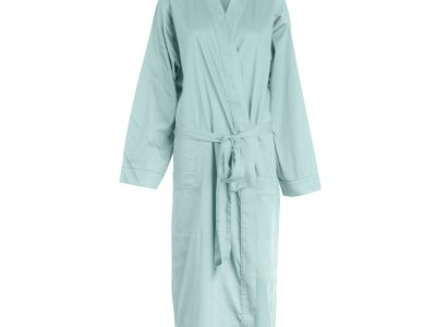 LittleLeaf Aquamarine Robe