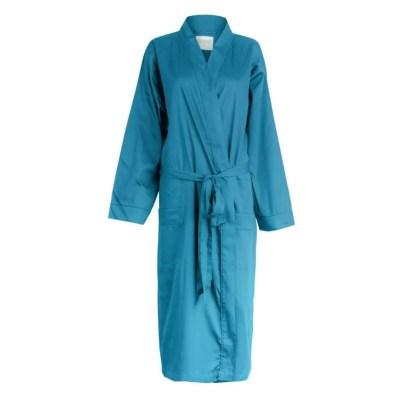 LittleLeaf Ocean Blue Robe
