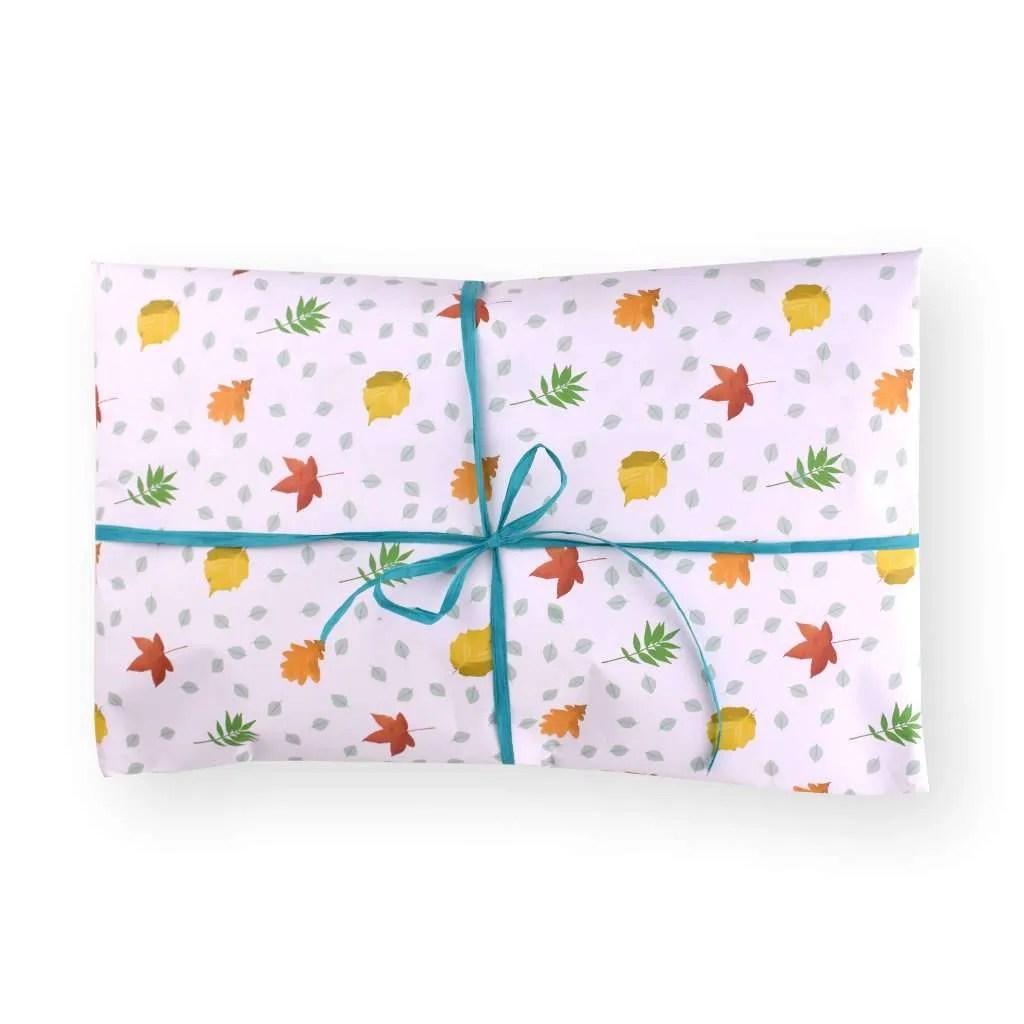 LittleLeaf Eco Wrapping Paper - LittleLeaf Design